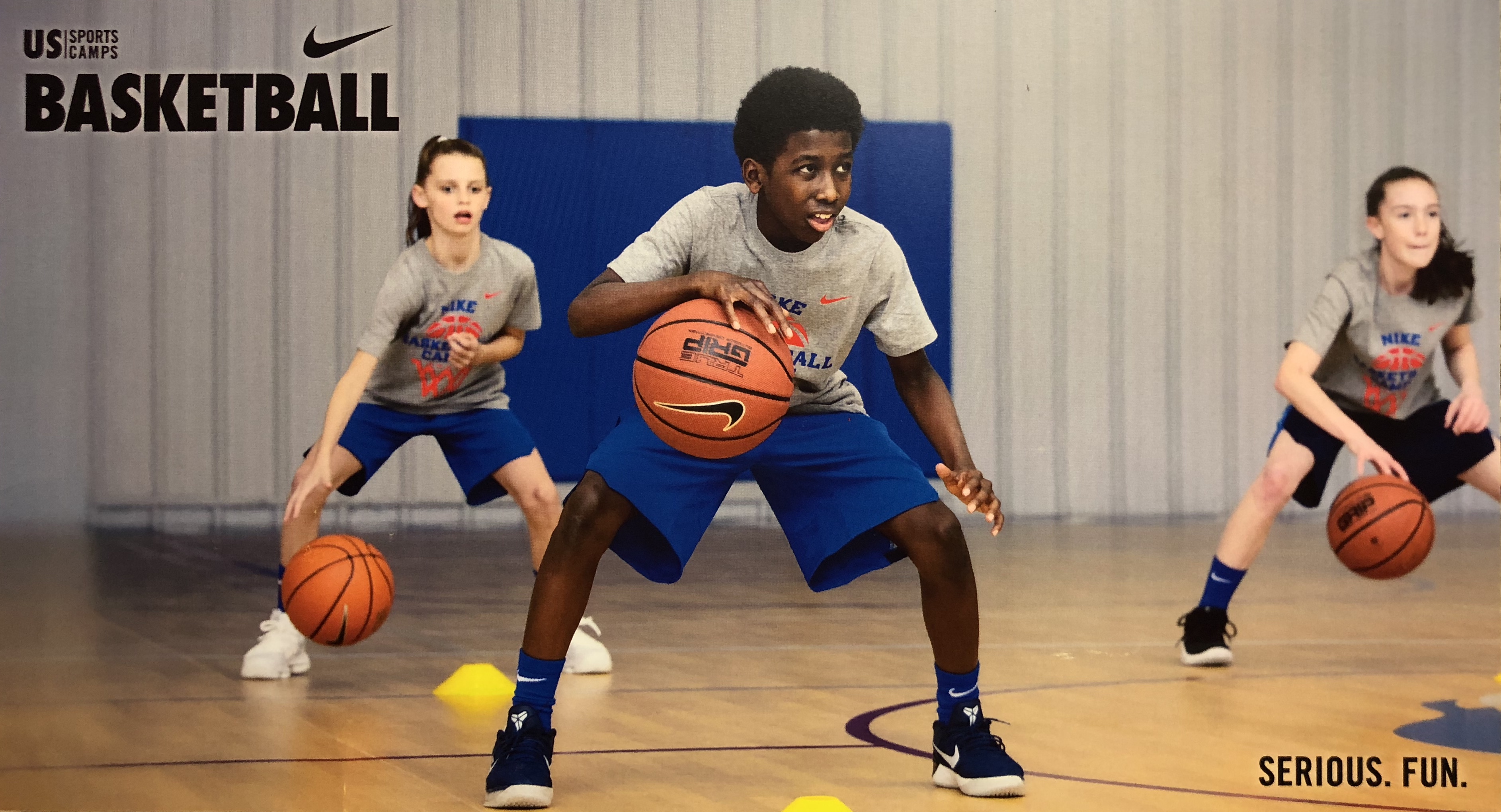 Nike Basketball Camp-Bill McDonald Athletic Complex | One ...